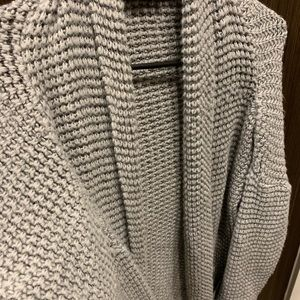 Light Grey Sweater - Comfy/Thick
